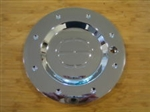"EE Edge Engineering Gauge Chrome Wheel Rim Center Cap 8172085-CAP (7 1/8"")"