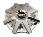 Moto Metal 825L214 HT 005-030 Chrome Wheel Center Cap