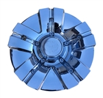 Montegi Edge Wheel Rim Chrome Center Cap BC-345