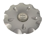 Edge Engineering BC-373 Silver Wheel Center Cap