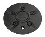 Lorenzo Wheels BC-488 1000 WL06 Black Wheel Center Cap