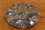 Cabo 143 Chrome Wheel Rim Center Cap C-176-1