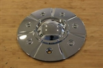 Panther 443 Catalyst Chrome Wheel Rim Center Cap C038 F-196