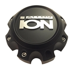 Ion Alloy C10135MB06 C-348-13 Matte Black Center Cap 8 Lug