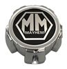 Mayhem Wheels C1018303C MCD8237YA03AH Chrome Wheel Center Cap
