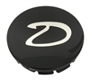 Detroit Wheels C10280 SC-126 X10830 S584-30 Black Wheel Center Cap