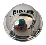Ridler Wheels C10645C01 546901C C546901CAP Chrome Wheel Center Cap 17 Inch Wheels Only