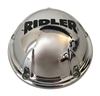 Ridler Wheels C10645C02 C546902CAP Chrome Wheel Center Cap Fits 18 and 20 Inch