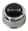 Ridler Wheels C569301 C569301C C10675 MC675N101 LG1404-08 Chrome Wheel Center Cap