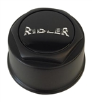 Ridler Wheels C569301CB7 C10675MB Black Center Cap
