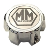 Mayhem Wheels 6 Lug C10802002C C612102CAP C10802002B Chrome Wheel Center Cap