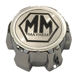 Mayhem Wheels C10802002C C1018302C MCD8237YA02AH Chrome Center Cap