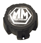 Mayhem Wheels C10802003B C10802003C Matte Black Center Cap