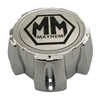 Mayhem Wheels C10802003C C10802003B C612103CAP Chrome Wheel Center Cap