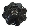 Mayhem Wheels Gloss Black C108040B01 806804B C-231-2 C-231-1-2 Center Cap