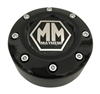 Mayhem Wheels C1080501B 81232090F-1 Gloss Black Center Cap