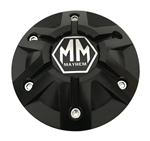 Mayhem Wheels C108080MB C546101CAP C10TWG1301C Matte Black Center Cap