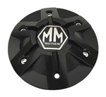 Mayhem Wheels C108080MB02 C546102CAP C1080801C Matte Black Center Cap