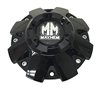 Mayhem Wheels C108103B-CAP C-108103-CAP Gloss Black Wheel Center Cap