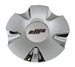 Dip Wheels D37 Edge C10D37C-CAP LG1507-09 Chrome Wheel Center Cap