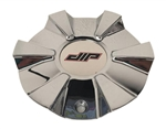 DIP Wheels D38 Vibe C10D38C02-CAP LG1507-12 Chrome Wheel Center Cap
