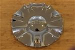 Cabo 118 Chrome Wheel RIm Center Cap C120301-CAP 6-3/4""