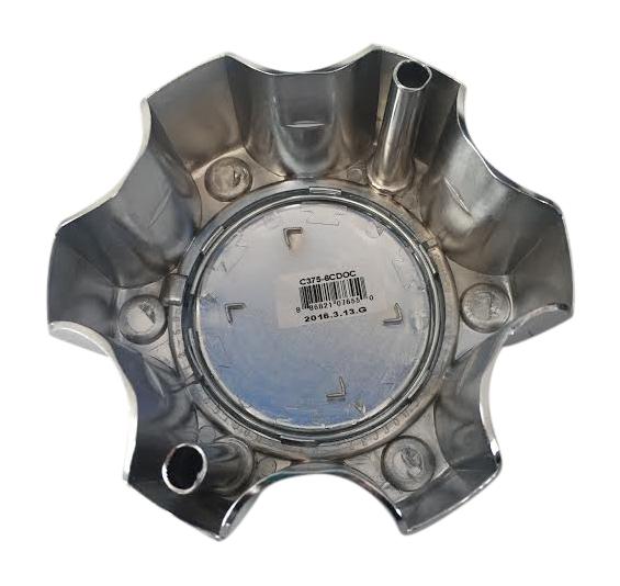 Vision Wheels C375-6CDOC C375-6CDOC-UP Chrome Wheel Center Cap