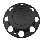 Vision Wheels C81D2F LG0712-43 Black Wheel Front Center Cap