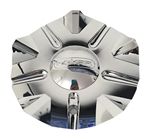 Dakar Mystik Chrome Wheel Center Cap CAP752L188