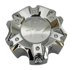 Phino Wheels CBDW6-B1P SJ903-26 Chrome Wheel Center Cap
