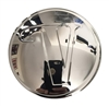 Velocity Wheels CC378-D1P SJ806-03 Chrome Wheel Center Cap