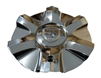 Borghini B3 CS391-B5P Chrome Center Cap