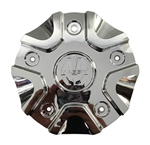 Massiv Wheels CS458-2P40C Chrome Wheel Center Cap