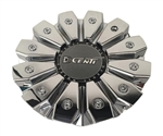 Dcenti Wheels CSDW8-1P SJ129-10 Chrome Center Cap