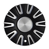 SW-7 Scarlet Wheel Center Cap CSSW7-1A Aluminum