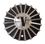 VW11 Velocity Wheel Center Cap CSVW11-1A Aluminum