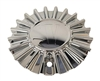 Velocity Wheels VW11 CSVW11-2P Chrome Wheel Center Cap