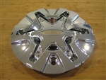 Diamo 27 Karat Chrome Wheel RIm Center Cap DIAMO-27SUV
