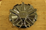 Dakar Chrome Wheel RIm Center Cap 5201-CAP DK66CAP22