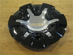 Diamo 27 Karat Gloss Black Wheel RIm Center Cap DIAMO-27