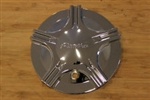 Panther Chrome Wheel Rim Center Cap EMR-255-CAP F111-10 PCW-13