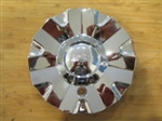 Devino 450 Dasher Chrome Wheel Rim Center Cap Centercap EMR0450-CAR-CAP
