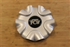 PCW Silver Wheel Rim Snap In Center Cap EMR161