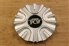 PCW Silver Wheel Rim Snap In Center Cap EMR 163 EMR163