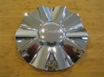 Panther 245 Sector Chrome Wheel Rim Center Cap EMR245-CAP PCW-9