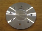 Panther Machine Metal Wheel Rim Center Cap EMR276