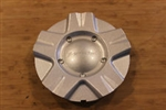 Panther Silver Wheel Rim Snap In Center Cap PCW-12 F111-09 EMR251-CAP
