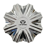 Lorenzo Wheels F203-19 WL03 Chrome Wheel Center Cap