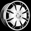 "Fusion Force Replacement Center Cap 20"" Wheel"