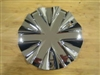 Pinnacle P11 Mantis Chrome Wheel Rim Center Cap H13800B 2000.10 6 1/4""
